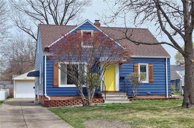 2209 Sunset Drive, Wickliffe, OH 44092 (MLS #4270296) :: RE/MAX Edge Realty