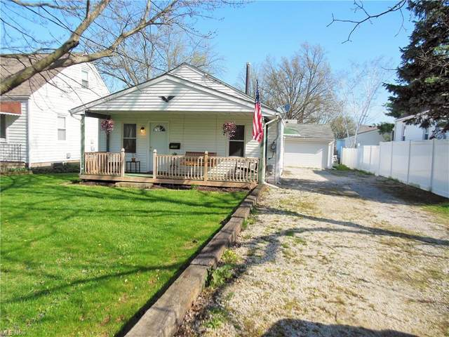 1359 Noble Avenue, Barberton, OH 44203 (MLS #4270302) :: RE/MAX Trends Realty