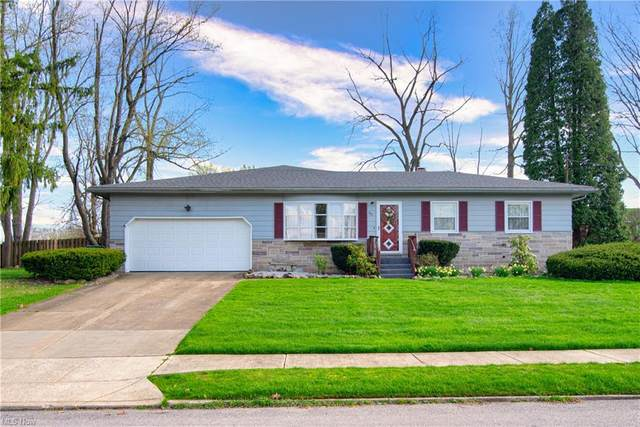 795 Porter Avenue, Campbell, OH 44405 (MLS #4270316) :: Keller Williams Legacy Group Realty