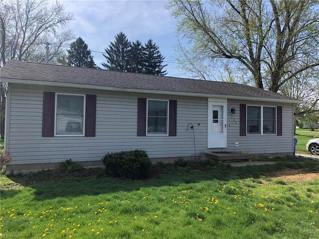 142 Tuscarawas Avenue, Gnadenhutten, OH 44629 (MLS #4270325) :: RE/MAX Edge Realty
