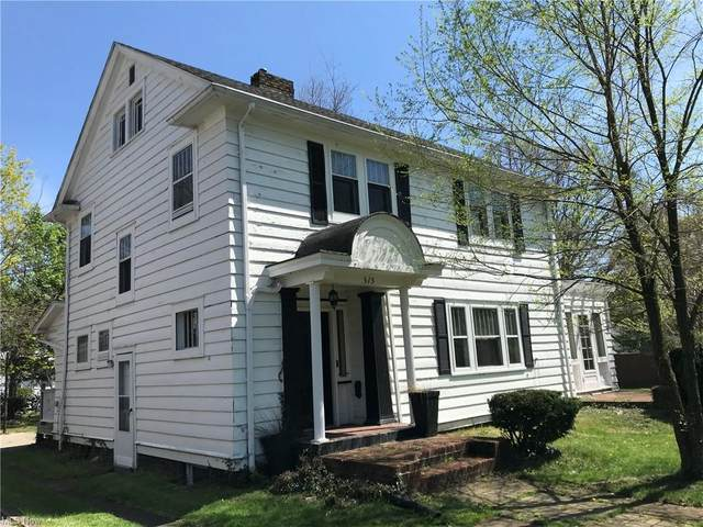 515 Avalon Avenue, Akron, OH 44320 (MLS #4270331) :: The Holden Agency