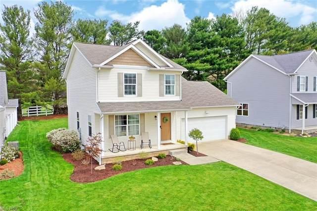 3590 Kenyon Creek Avenue NW, Massillon, OH 44647 (MLS #4270390) :: Select Properties Realty