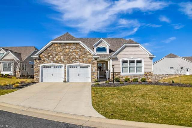 8753 Lake Bluff Drive NW, Massillon, OH 44646 (MLS #4270403) :: The Kaszyca Team