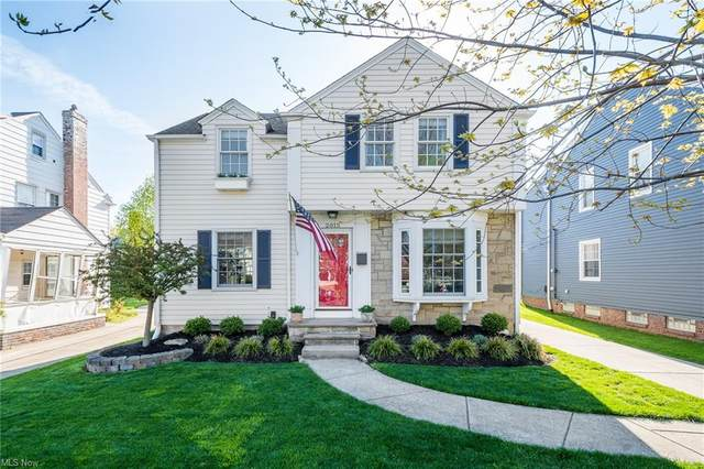 2015 Hampton Road, Rocky River, OH 44116 (MLS #4270456) :: Select Properties Realty
