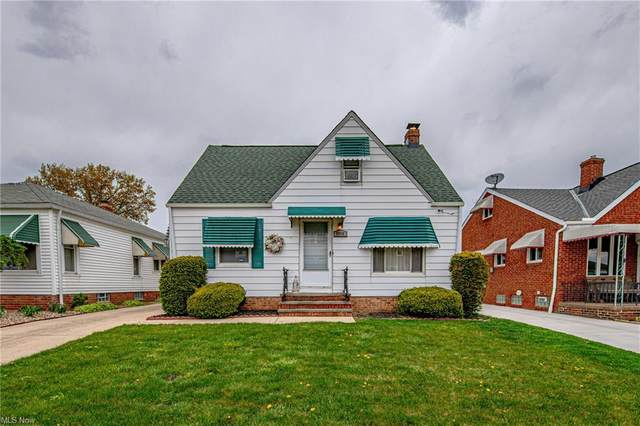 5814 Kenneth Avenue, Parma, OH 44129 (MLS #4270464) :: The Art of Real Estate
