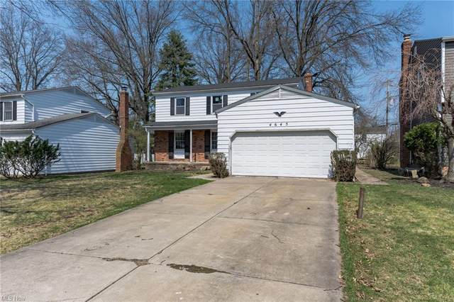 4645 Bradford Road, South Euclid, OH 44121 (MLS #4270469) :: RE/MAX Trends Realty