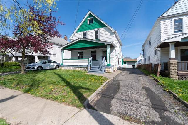 4324 Ardmore Avenue, Cleveland, OH 44109 (MLS #4270472) :: Select Properties Realty