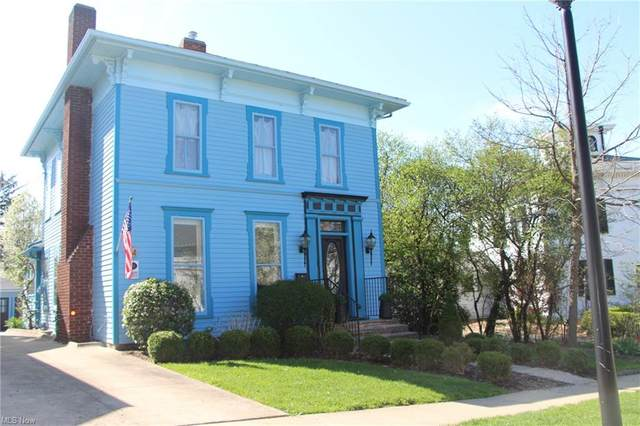 34 Aurora Street, Hudson, OH 44236 (MLS #4270481) :: RE/MAX Trends Realty