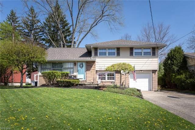 4039 Jeanette Drive SE, Warren, OH 44484 (MLS #4270482) :: RE/MAX Trends Realty