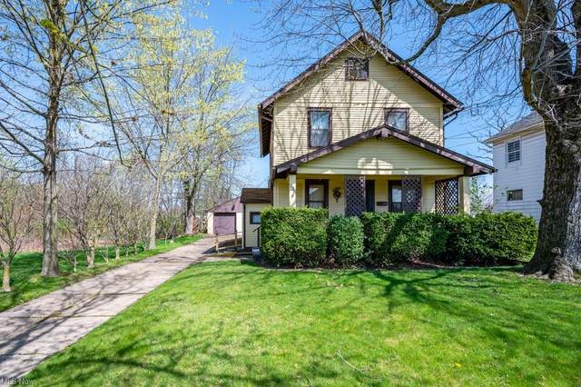 232 E Laclede Avenue, Youngstown, OH 44507 (MLS #4270518) :: The Kaszyca Team