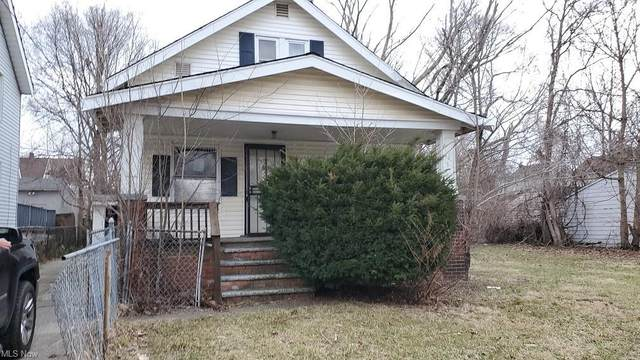 3857 E 102nd Street, Cleveland, OH 44105 (MLS #4270524) :: The Holden Agency