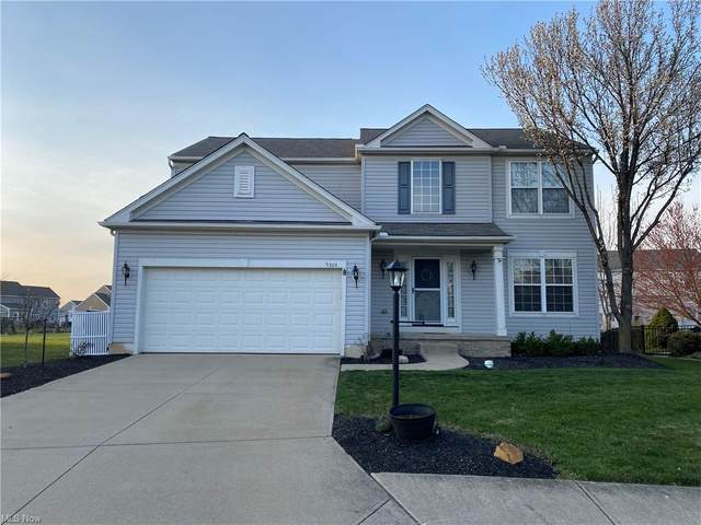 9304 Saybrook Drive, North Ridgeville, OH 44039 (MLS #4270554) :: Keller Williams Chervenic Realty