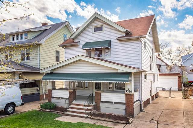 3396 W 95th Street, Cleveland, OH 44102 (MLS #4270571) :: RE/MAX Edge Realty