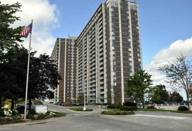 12900 Lake Avenue #406, Lakewood, OH 44107 (MLS #4270583) :: The Holden Agency