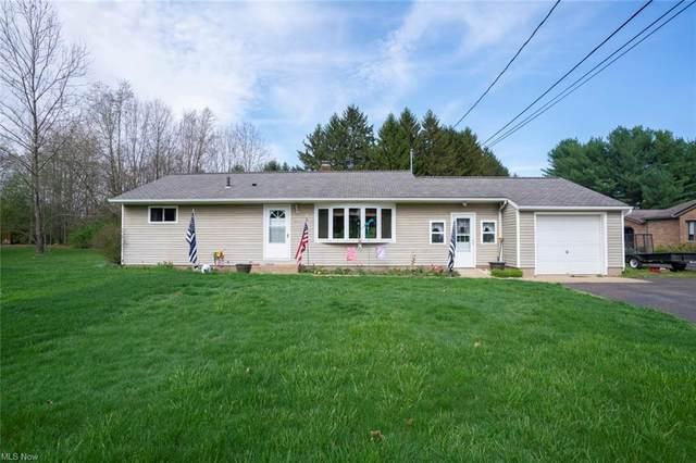 5045 Revere Avenue NW, Massillon, OH 44647 (MLS #4270616) :: The Crockett Team, Howard Hanna