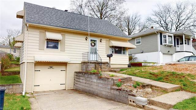 33 Wayne Avenue, Akron, OH 44301 (MLS #4270634) :: The Art of Real Estate