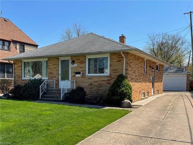 28412 Arlington Circle, Willowick, OH 44095 (MLS #4270660) :: Select Properties Realty