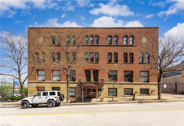 1133 W 9th Street #318, Cleveland, OH 44113 (MLS #4270725) :: The Holden Agency