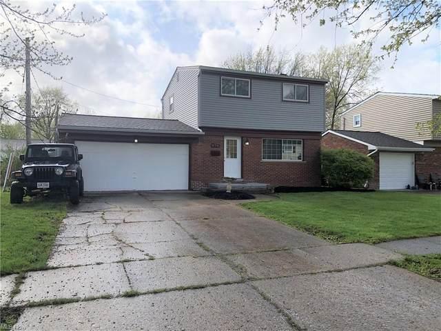 878 Jamestown Avenue, Elyria, OH 44035 (MLS #4270726) :: Select Properties Realty