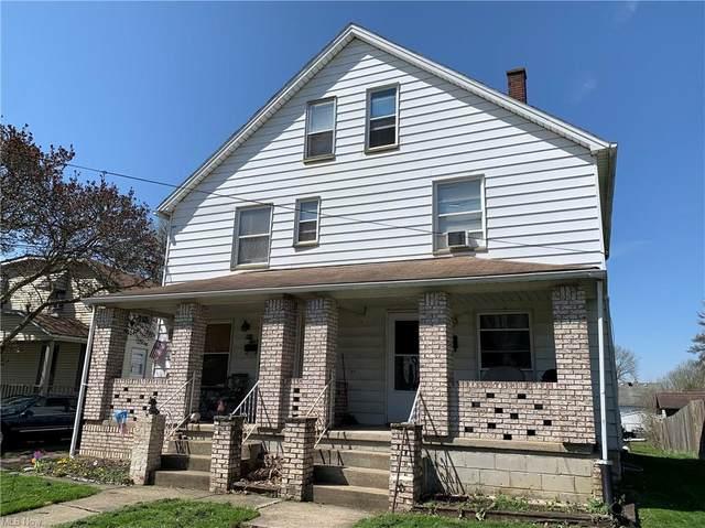 412-414 Scott Avenue, Niles, OH 44446 (MLS #4270745) :: Keller Williams Legacy Group Realty