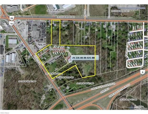 6030 State Route 14, Ravenna, OH 44266 (MLS #4270778) :: Select Properties Realty