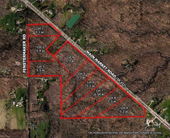 Lot 9 Main Market Road, Nelson, OH 44231 (MLS #4270822) :: Select Properties Realty