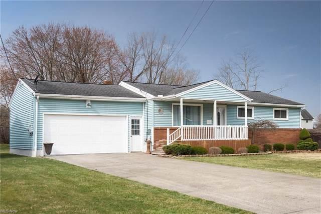 80 Memorial Circle, Campbell, OH 44405 (MLS #4270831) :: Keller Williams Legacy Group Realty