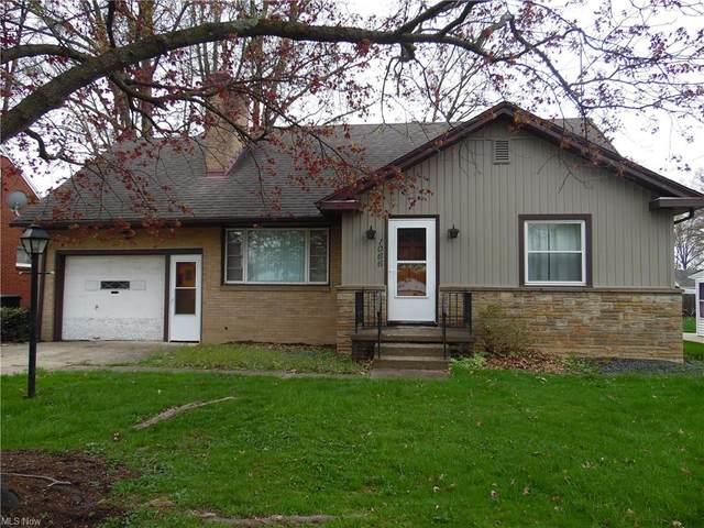 1066 Eastland Avenue SE, Warren, OH 44484 (MLS #4270865) :: Select Properties Realty