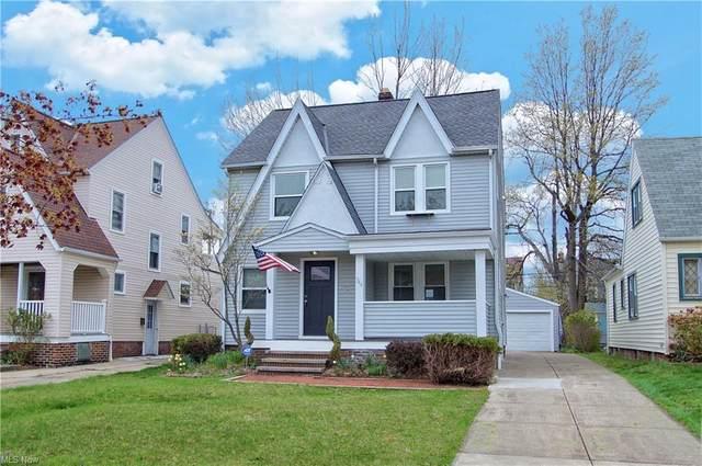 344 E 197th Street, Euclid, OH 44119 (MLS #4270874) :: TG Real Estate