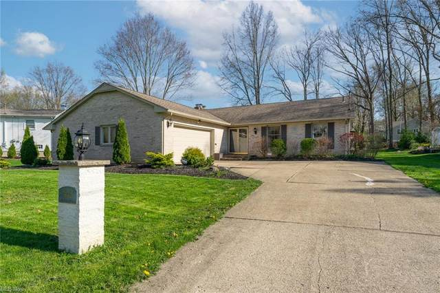 443 Hickory Hollow Drive, Canfield, OH 44406 (MLS #4270876) :: RE/MAX Edge Realty