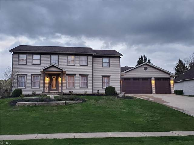 1156 Brandywine Drive, Medina, OH 44256 (MLS #4270889) :: The Holden Agency