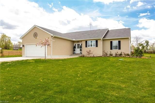 10043 Harrison Road, Wakeman, OH 44889 (MLS #4270971) :: Keller Williams Legacy Group Realty