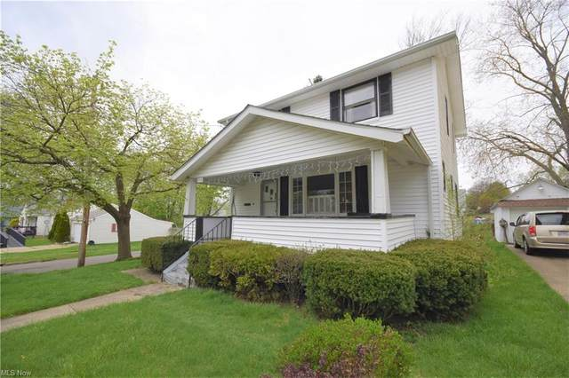 773 Silvercrest Avenue, Akron, OH 44314 (MLS #4271023) :: The Holly Ritchie Team