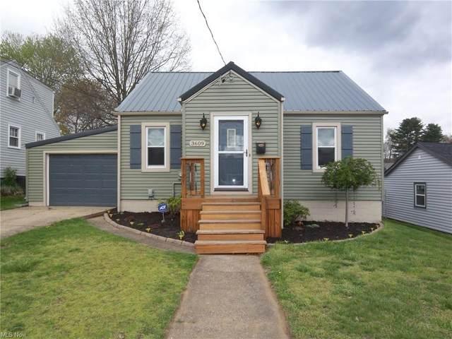 3609 Liberty Street, Parkersburg, WV 26104 (MLS #4271026) :: Keller Williams Chervenic Realty