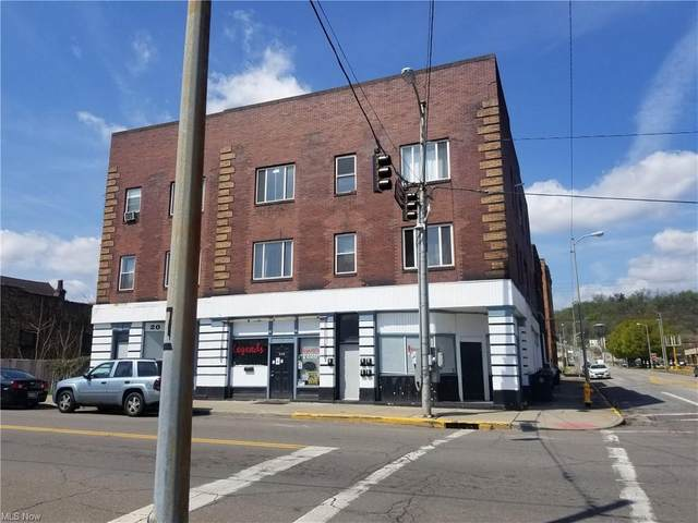 205 S 4th Street, Steubenville, OH 43952 (MLS #4271045) :: TG Real Estate