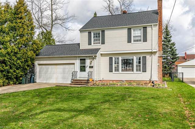 1491 Lyndhurst Road, Lyndhurst, OH 44124 (MLS #4271053) :: Keller Williams Legacy Group Realty