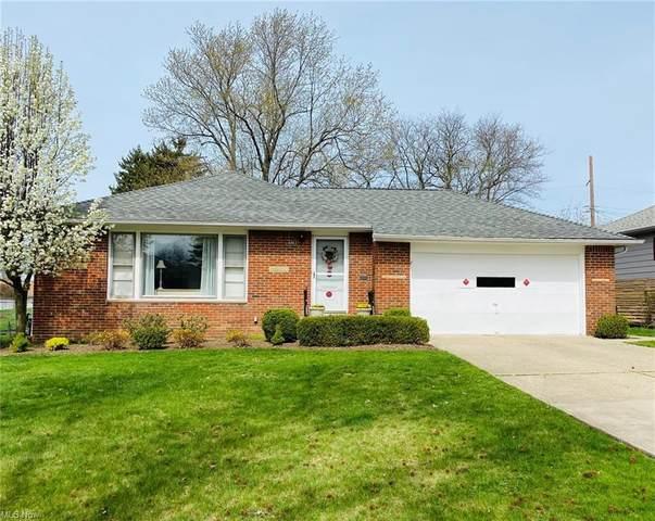 4462 East Frontenac Drive, Warrensville Heights, OH 44128 (MLS #4271074) :: RE/MAX Edge Realty
