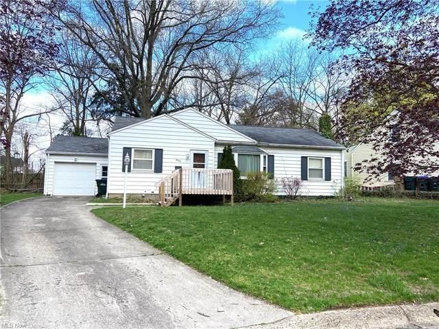 2618 Dawn Terrace, Cuyahoga Falls, OH 44223 (MLS #4271075) :: Select Properties Realty