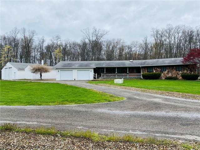 3742 Parkman Road NW, Warren, OH 44481 (MLS #4271096) :: Select Properties Realty