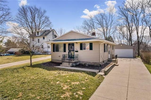 624 Franklin Avenue, Barberton, OH 44203 (MLS #4271098) :: Select Properties Realty