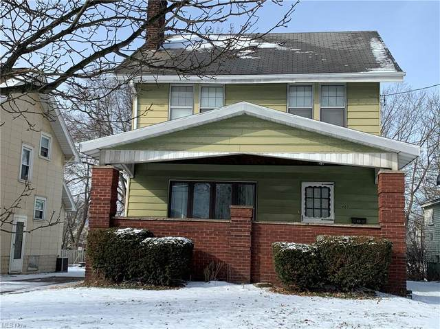 405 Bonnie Brae Avenue NE, Warren, OH 44483 (MLS #4271117) :: Select Properties Realty