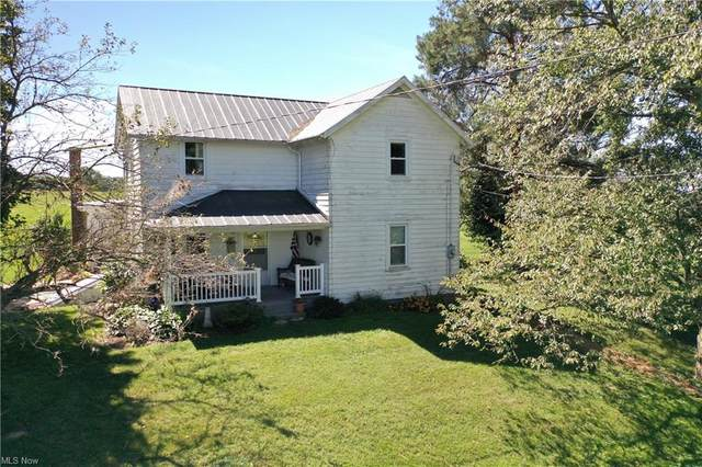 895 E Messner Road, Wooster, OH 44691 (MLS #4271124) :: Keller Williams Chervenic Realty