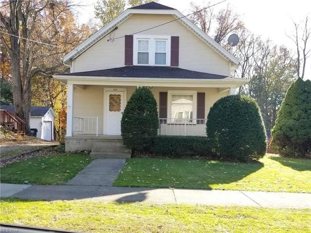 525 E Euclid Avenue, Salem, OH 44460 (MLS #4271133) :: TG Real Estate