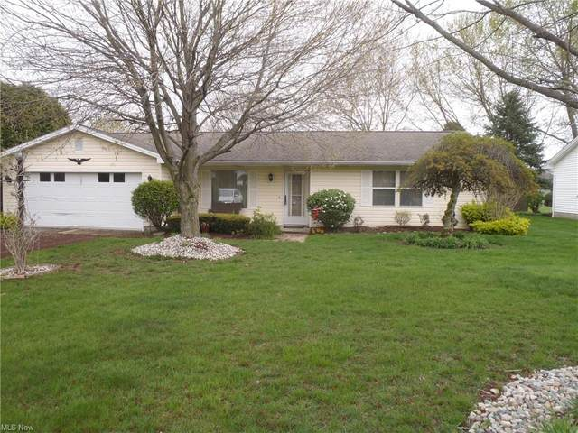 7533 Huntington Drive, Youngstown, OH 44512 (MLS #4271140) :: Select Properties Realty