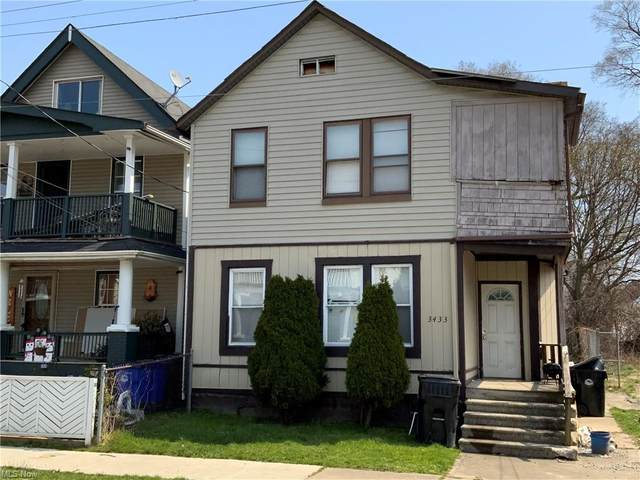 3433 W 50th Street, Cleveland, OH 44102 (MLS #4271143) :: The Kaszyca Team