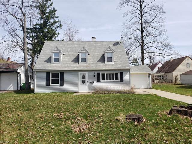 4243 Larkspur Lane, Warrensville Heights, OH 44128 (MLS #4271173) :: Select Properties Realty