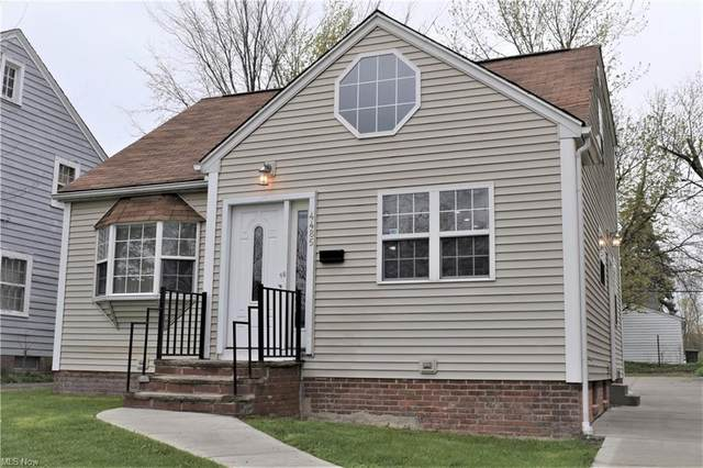 4485 Glenview Road, Warrensville Heights, OH 44128 (MLS #4271188) :: The Art of Real Estate