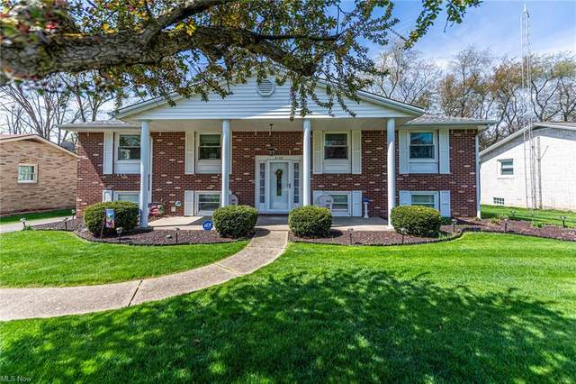 5139 Lindford Avenue NE, Canton, OH 44705 (MLS #4271199) :: The Kaszyca Team