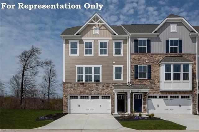 4017 N Steels Circle N, Cuyahoga Falls, OH 44221 (MLS #4271262) :: Select Properties Realty