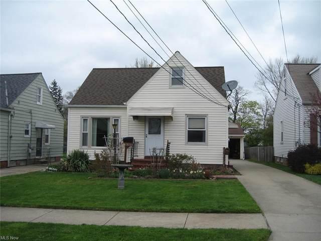 13711 Wolf Avenue, Garfield Heights, OH 44125 (MLS #4271302) :: Select Properties Realty